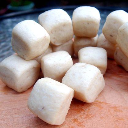 MINI寶寶饅頭-遇見你(台灣鮮芋)-純素 /天然酵母/無添加/不脹氣/不胃酸