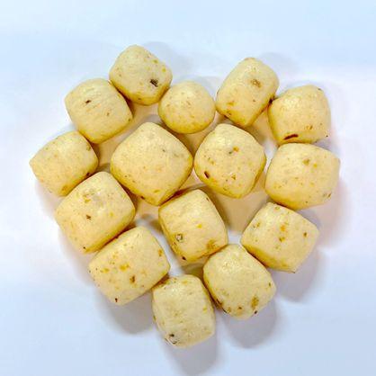 MINI寶寶饅頭-心屬妳(黃金薯)-純素 /天然酵母/無添加/不脹氣/不胃酸