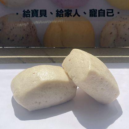 方饅頭-遇見你(台灣鮮芋)-素 /天然酵母/無添加/不脹氣/不胃酸