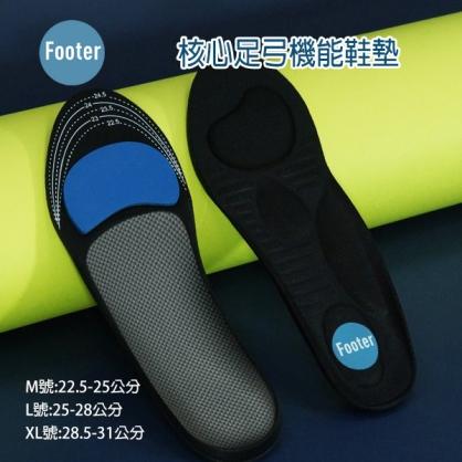 Footer 核心足弓機能鞋墊