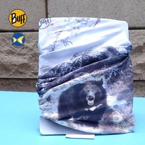 西班牙 BUFF Coolnet 抗UV頭巾 台灣五嶽系列 秀姑巒山 台灣黑熊,台灣五岳