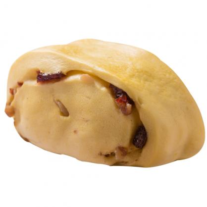 南瓜核果饅頭