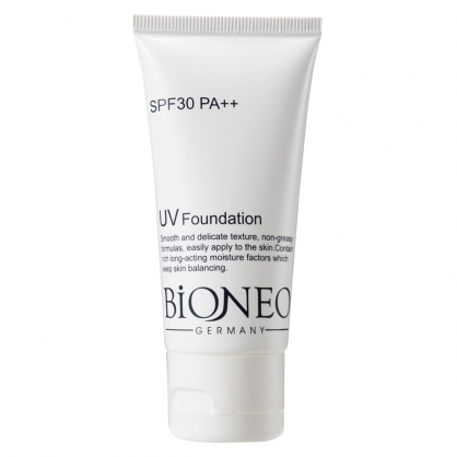 水潤淨透隔離防曬霜 SPF30 PA++ Foundarion SPF30 PA++ 50ml