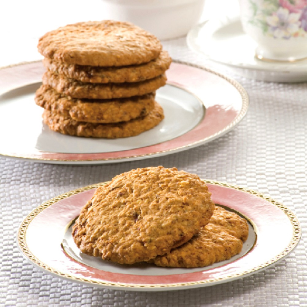 葡萄燕麥餅禮盒 10 入 Raisin Oat Cookies Gift Set(常溫商品)