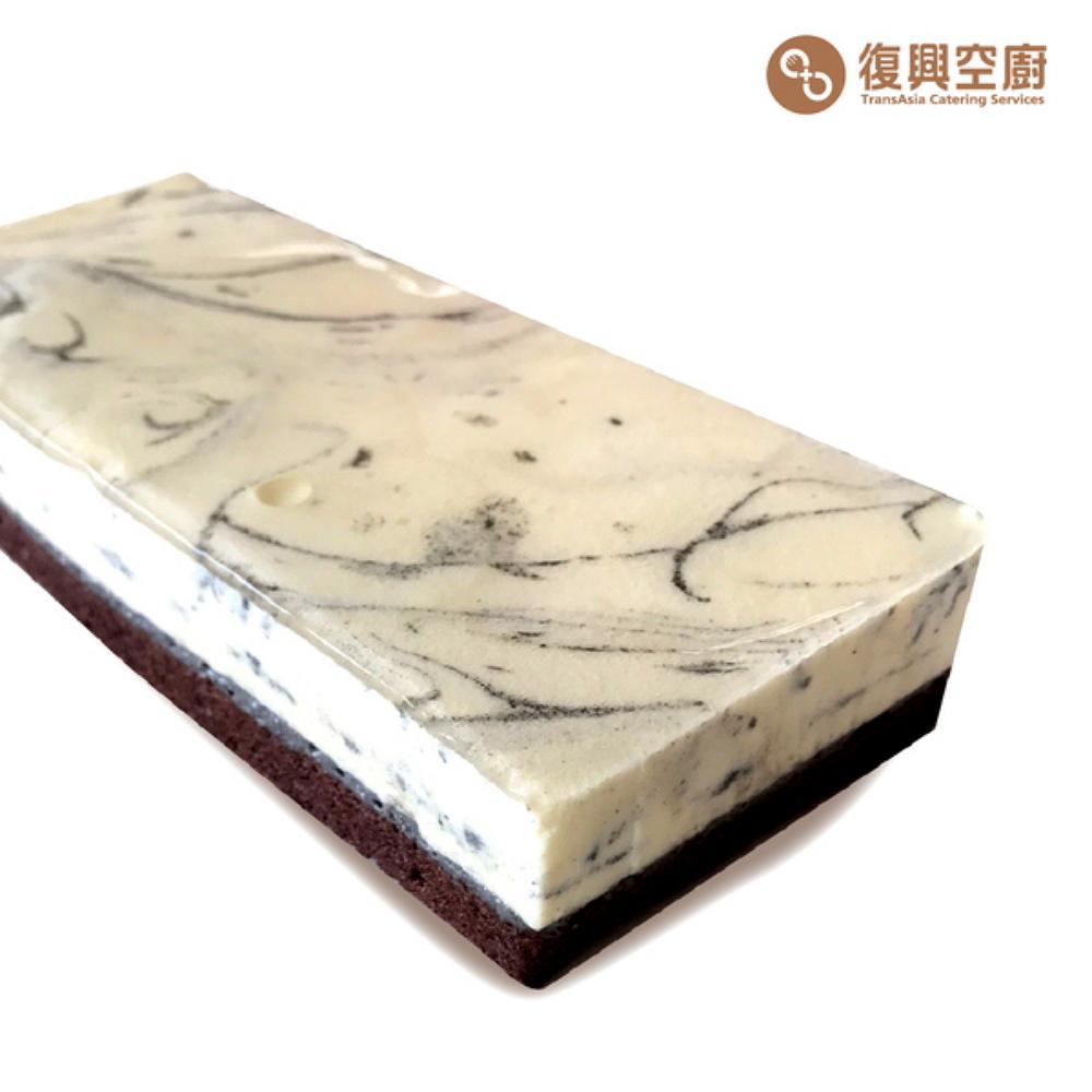 【週六到貨】大理石慕斯蛋糕 Marble stick mousse cake (可宅配,冷藏商品)