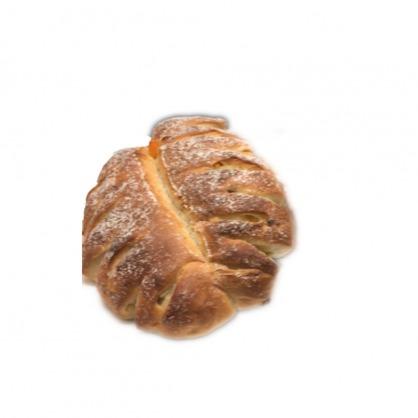 歐式芒果葉乳酪麵包(冷藏商品)