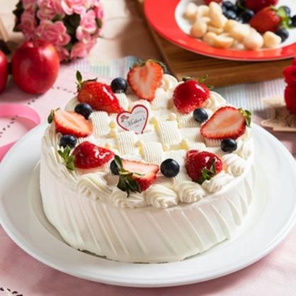 繽紛莓好堅果布丁蛋糕(限門市取貨)