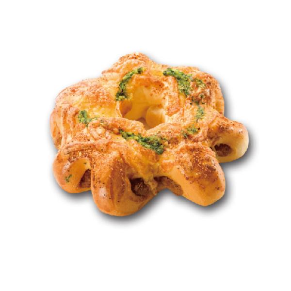 大蒜乳酪圈Garlic Cheese Bread(冷藏商品)