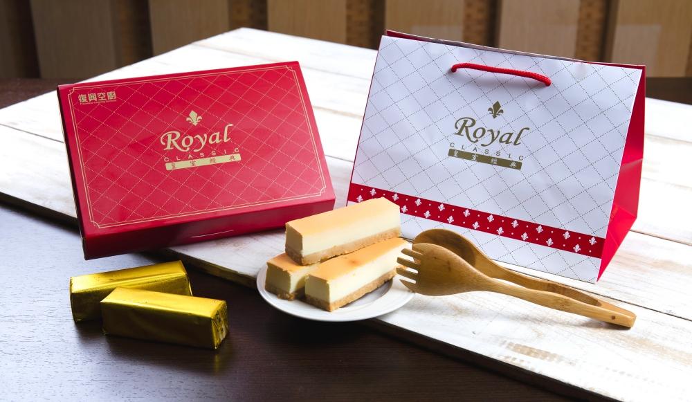 黃金乳酪起司條禮盒(冷凍包裝)
