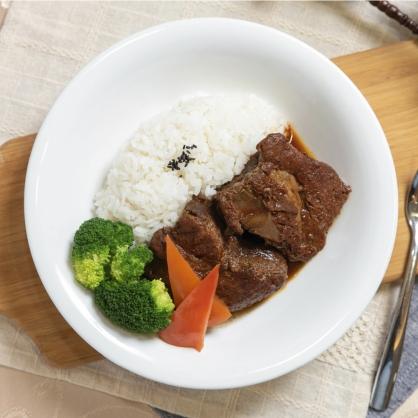 特級美式紐奧良醬烤豬肋排(3入冷凍包裝)