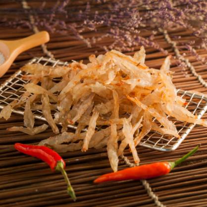 青鯤鯓火燒蝦乾