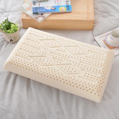 蜂巢式高密度乳膠枕