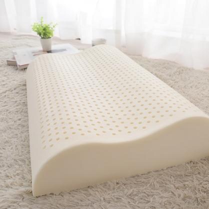 工學式高密度乳膠枕