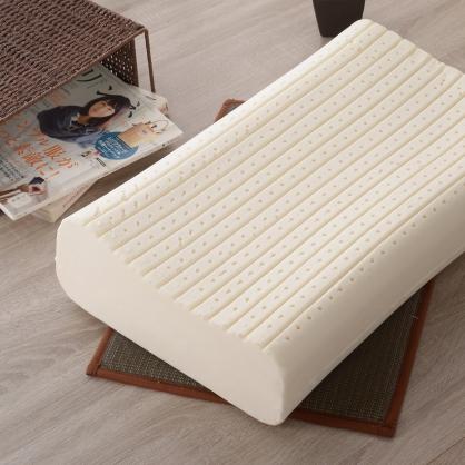 護頸式高密度乳膠枕