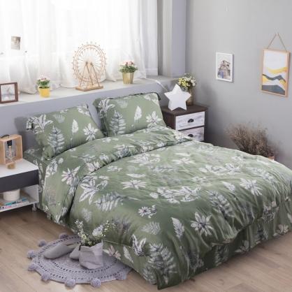 墨墨翠華60支紗萊賽爾天絲床罩組-特大