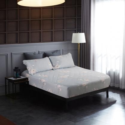 郁坊夢眠60支紗天絲三件式床包組-雙人