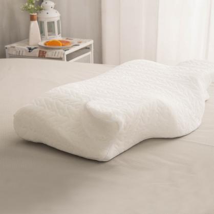 蝴蝶式支撐枕