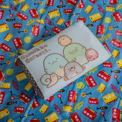 夥伴集合平面天絲兒童水洗枕