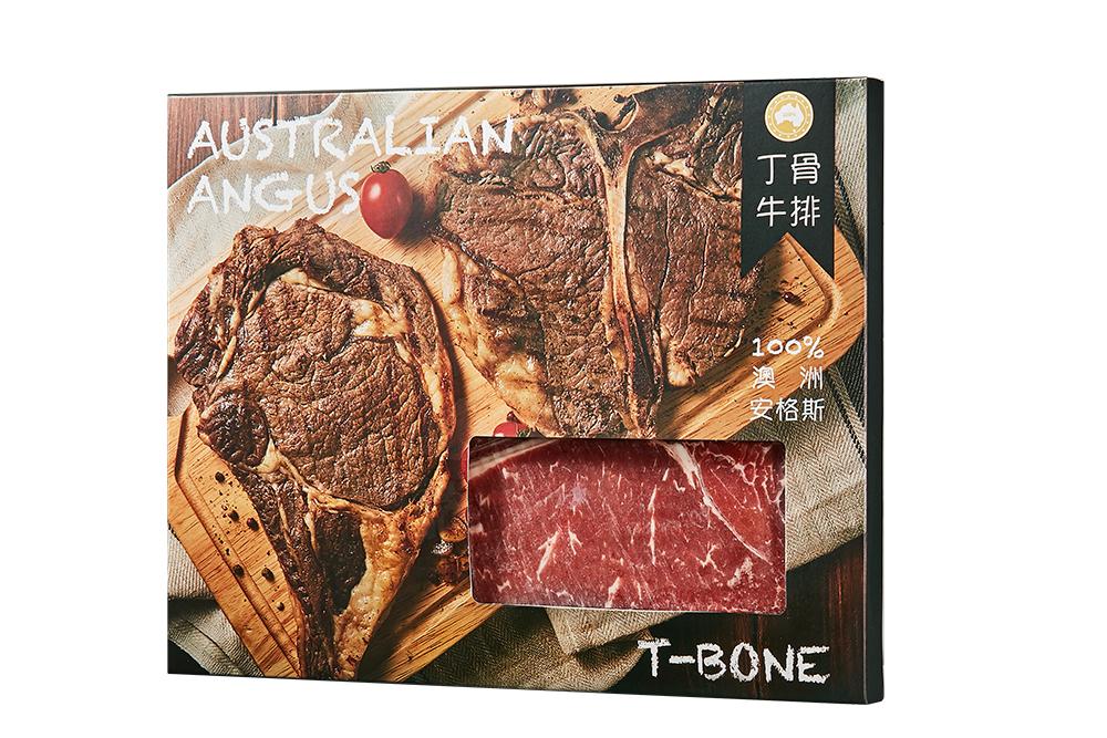 澳洲安格斯丁骨牛排 300g