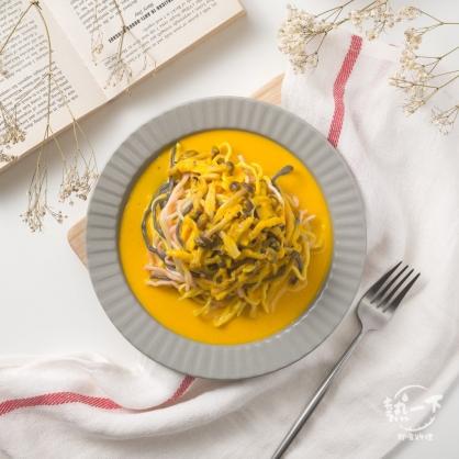 奶香南瓜黃醬(蛋奶素)