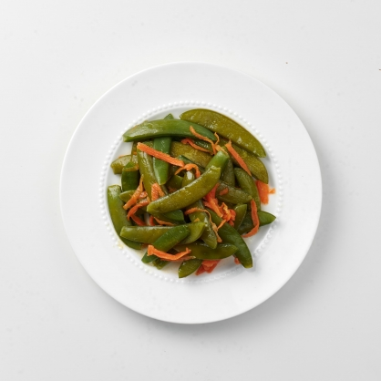 初榨橄欖甜豆 (素)100g