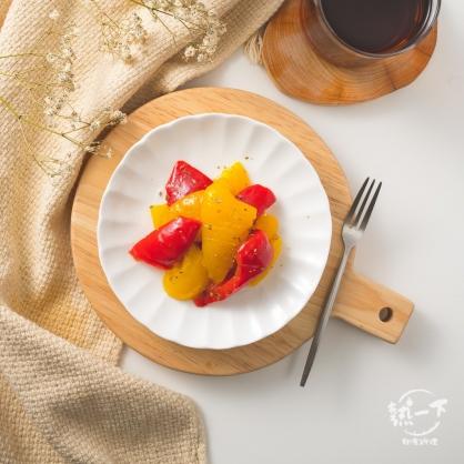 初榨橄欖義香彩蔬 (素)