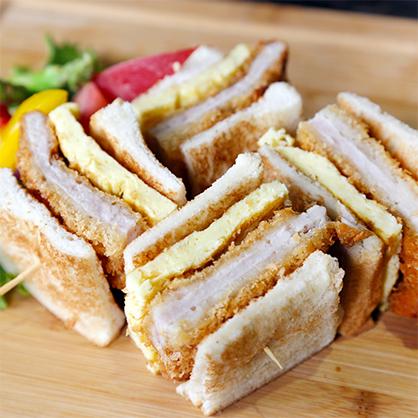 日式黃金炸豬排/包 [J001]
