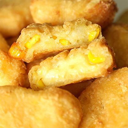 玉米布丁酥/包 [J023]