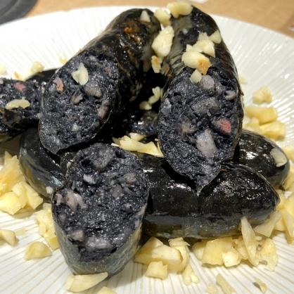 蒲樂墨魚風味香腸/包 [B003]