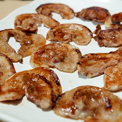 (長)豬五花燒肉片500g/包 (約0.5cm) [A029 ]