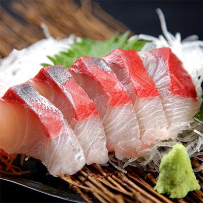 [N021] 青甘生魚片