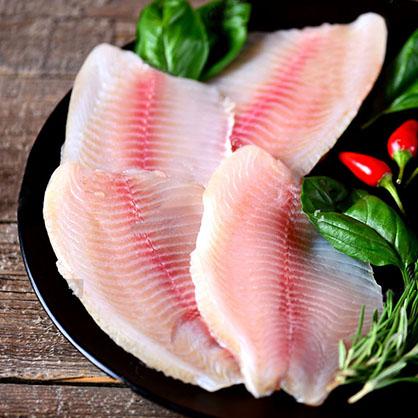 [N027] 鯛魚片L