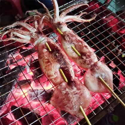 [F013] 4L魷魚串