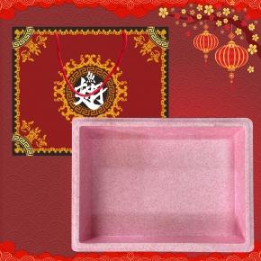 魚翅禮盒(保麗龍+提袋)(不含內容物) [P004]