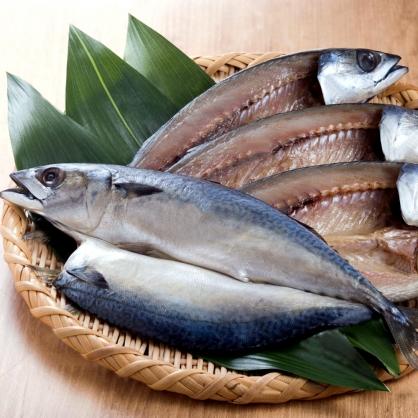 鯖魚剖半20P/尾 [E035]