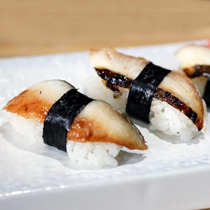 蒲燒星鰻切片/包 [H043]