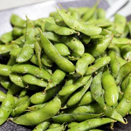 冷凍調味毛豆(黑胡椒)/包 [H048]