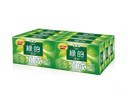 GREEN綠的藥皂80gX6入組(現貨