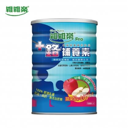維維樂加鉻蘋果補養素1000g