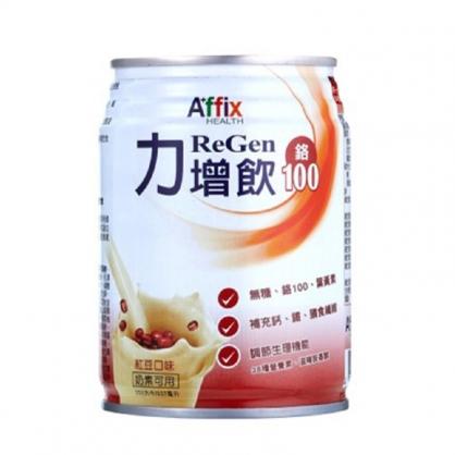 力增飲鉻100(紅豆)-237ml(單罐)