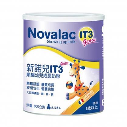 新諾兒IT3順暢幼兒成長奶粉800g X 1罐
