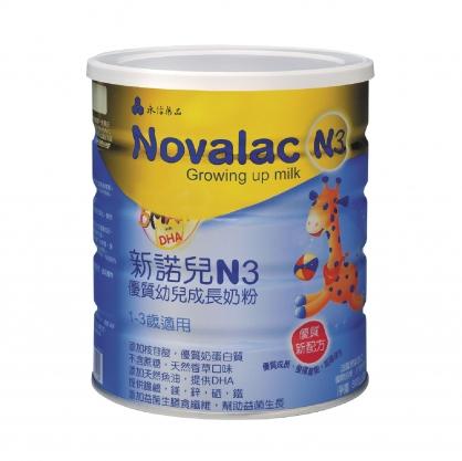 新諾兒N3優質幼兒成長奶粉800g X 1罐