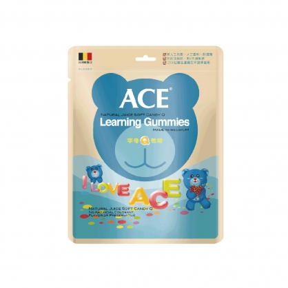 ACE字母Q軟糖48g X 1包