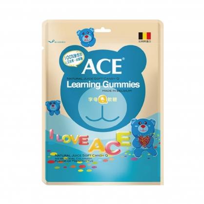 ACE字母Q軟糖 量販包240g X 1包
