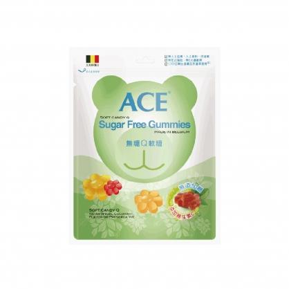 ACE無糖Q軟糖48g X 1包