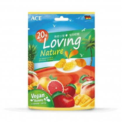 ACE熱帶水果Q軟糖36g X 1包