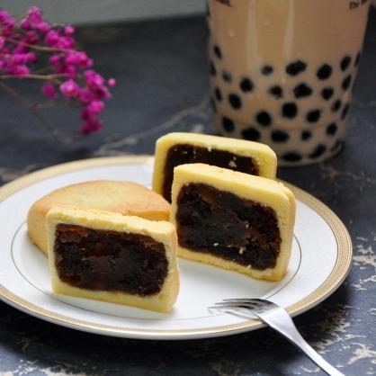 珍珠奶茶酥|台灣伴手禮系列/蛋奶素