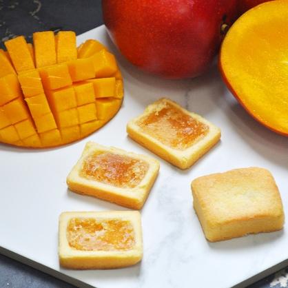 芒果酥 台灣伴手禮系列/蛋奶素