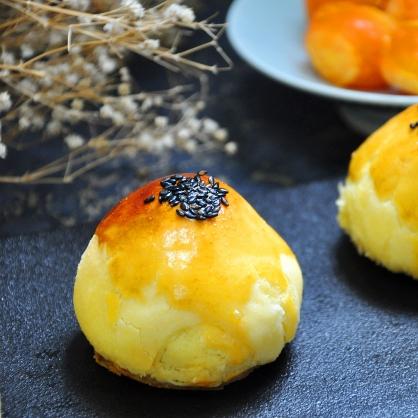 鳳丹蛋黃酥|台灣伴手禮系列/蛋奶素